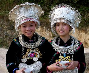 Bijoux ethniques Miao