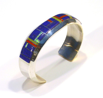 Bijou Navajo - Bracelet turquoise